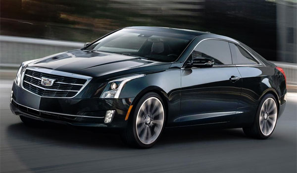 Cadillac ATS Coupe 2018
