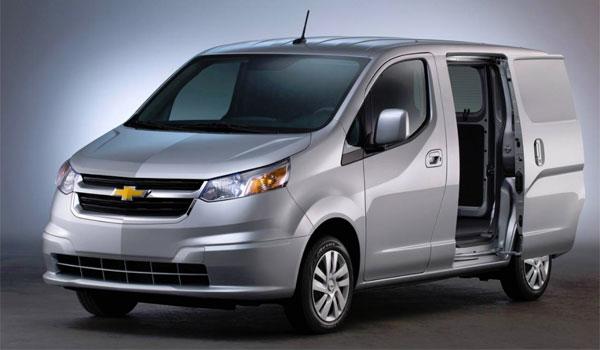 Chevrolet City Express Cargo Van 2017
