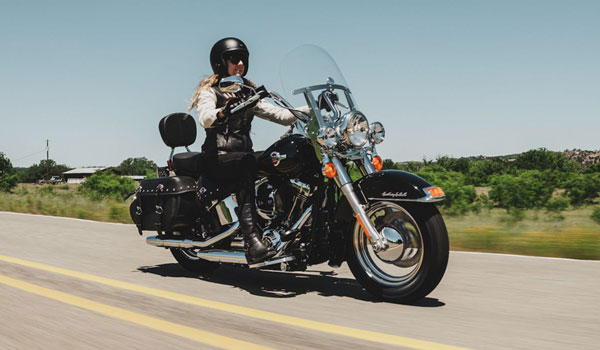 Motorcykelleje USA