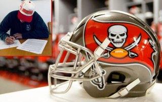 Phillip Andersen NFL Buccaneers