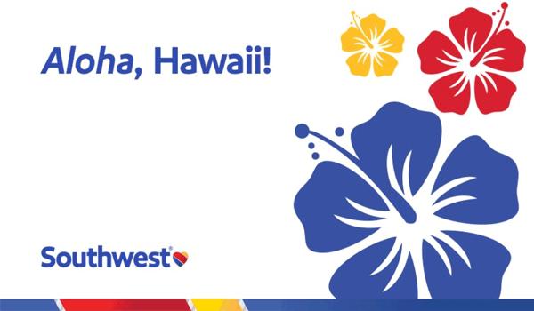 Billig flybillet Hawaii - Southwest Airlines