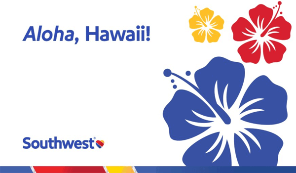 Billig flybillet Hawaii - Southwest Airlines