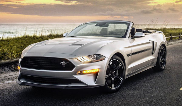 Ford Mustang GT California Special 2019