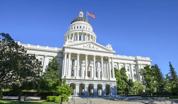 Sacramento regeringsbygning