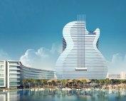 Hard Rock Guitar Hotel Florida