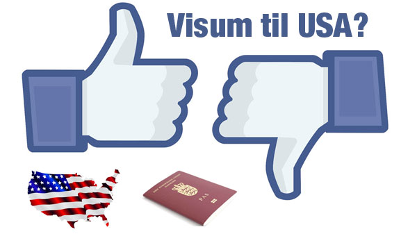 Visum USA Facebook