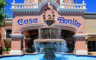 Casa Bonita Restaurant Denver