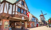 Solvang i Californien – skal man besøge dansk by i USA?