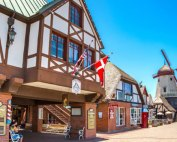 Solvang - dansk by i Californien