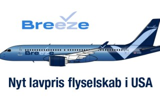 Breeze Airways - nyt lavpris flyselskab USA