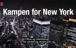 Kampen for New York - Dokumentar DR