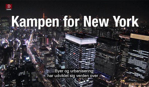 Kampen for New York - Dokumentar DR
