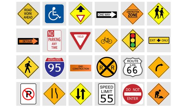 Road Signs USA