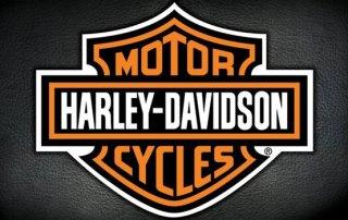 Harley Davidson Motorcykler-USA