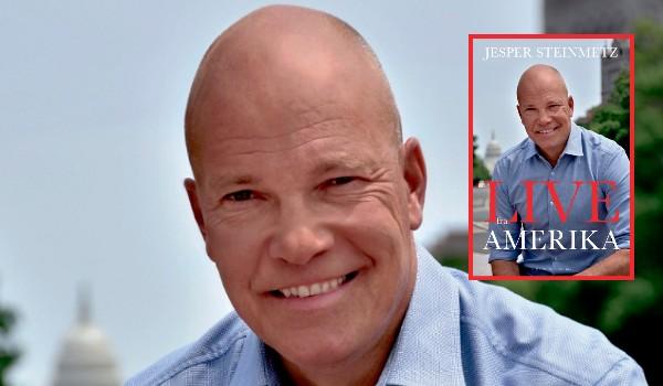 Live fra Amerika - USA bog af Jesper Steinmetz