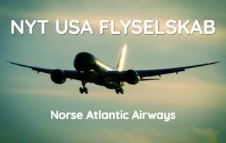 Norse Atlantic Airways - USA FlyNorse
