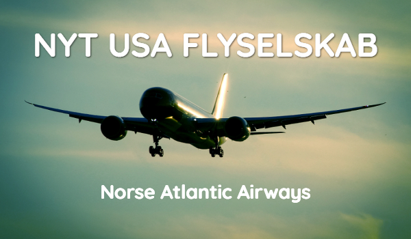 Norse Atlantic Airways - USA FlyNorse