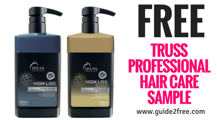 Truss Professional Hair Care