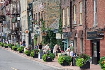 Shops in Stratford
