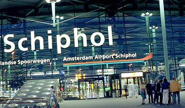 Airport transfer - Schiphol