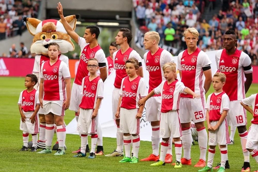 Ajax vs Rosenborg