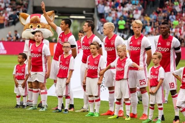 Ajax - Rosenborg