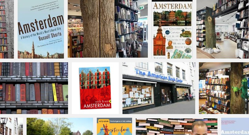 Books about Amsterdam