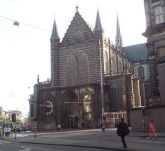 Dam Square - New church