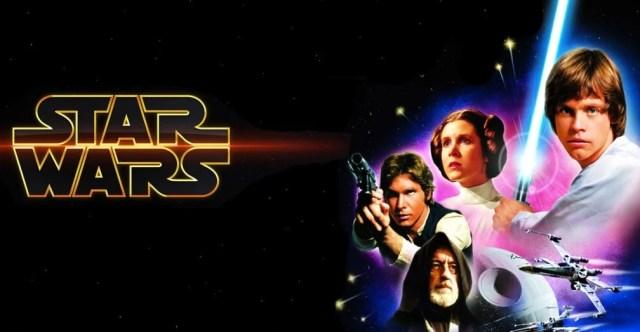 Star Wars på Netflix