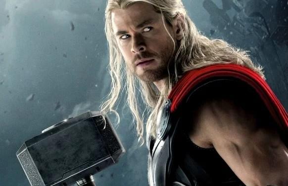 Thor på Netflix