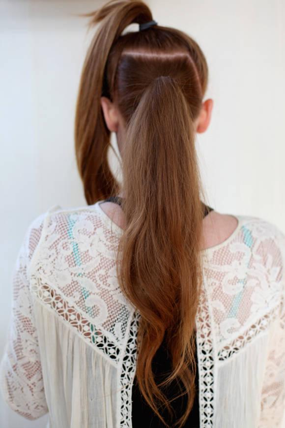 Illusion De Cheveux Trs Longs Sans Extension Guide Astuces