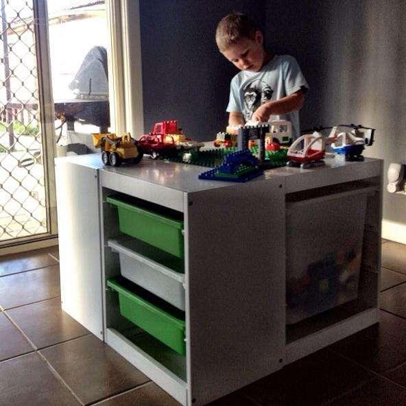 pour ranger les jouets de vos enfants