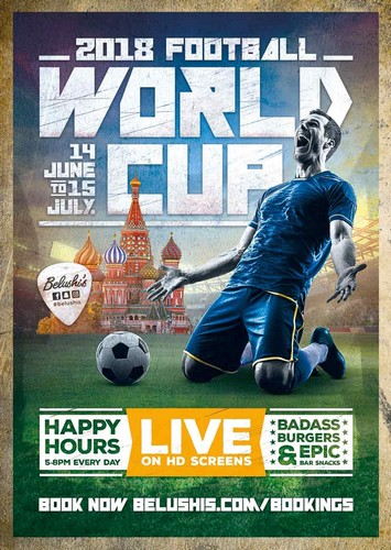 World Cup in Barcelona