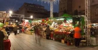 Hvor og når er det julemarked i Barcelona?