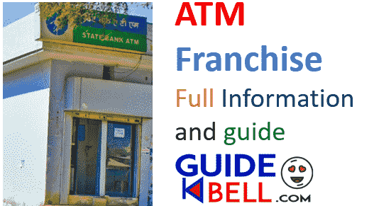 ATM Franchise - Install SBI And IndiaCash ATM Machine