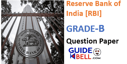 [PDF] RBI Grade B Previous Year Question Papers - Best PDF 2021