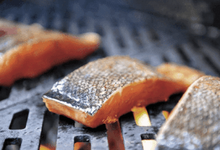 How to Smoke Salmon on a Gas Grill