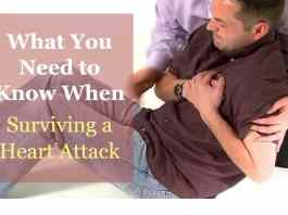 Surviving A Heart Attack Featured Image