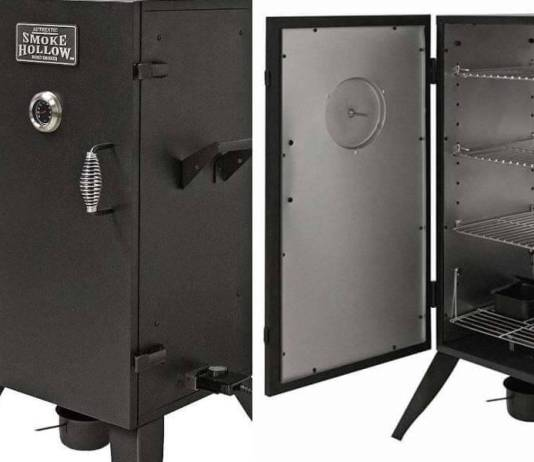good stainless steel electric smokers for outdoors