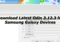 Download Latest Odin for Samsung Galaxy Devices