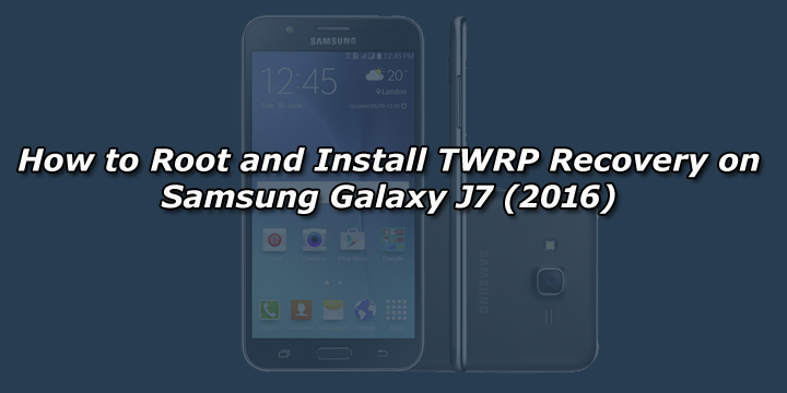 How To Root Samsung Galaxy J7 2016 Without Pc Root samsung