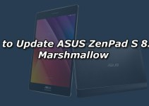 How to Update ASUS ZenPad S 8.0 to Marshmallow