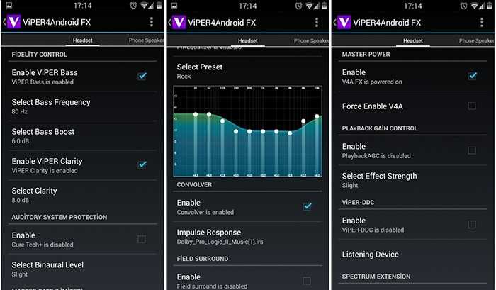 Viper4Android Magisk Module