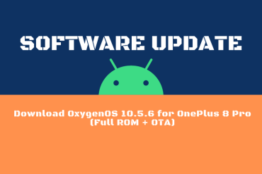 Download OxygenOS 10.5.6 for OnePlus 8 Pro (Full ROM + OTA)