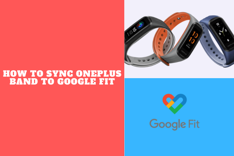 How to Sync OnePlus Band to Google Fit