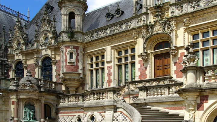 Benedictine-Palais-Cour-By-Pierenoel