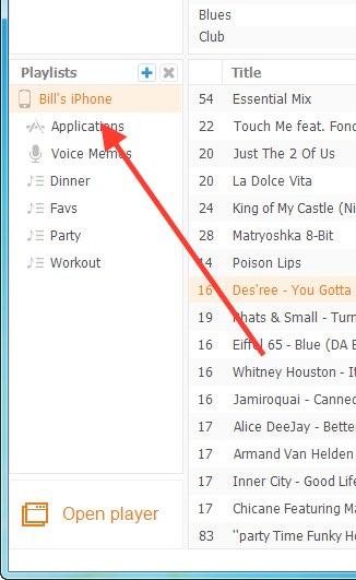 Trasferire musica da PC a iPhone senza iTunes-1