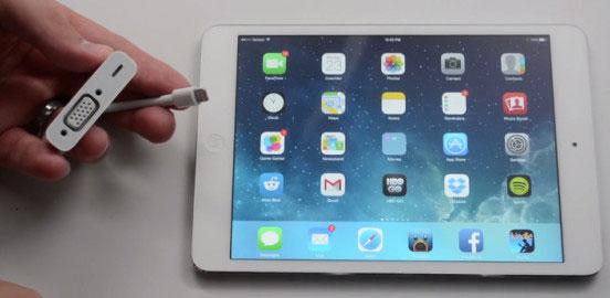 collegare iPad a monitor 1