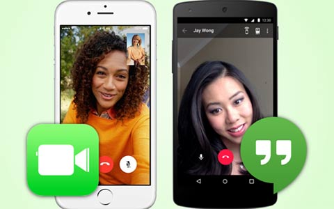 FaceTime su Android 1