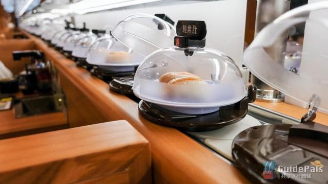 藏壽司-KuraSushi-全球旗艦店-旋轉壽司-扭蛋轉蛋-平價美食-日本料理-日式-台北車站-捷運-握壽司-生魚片
